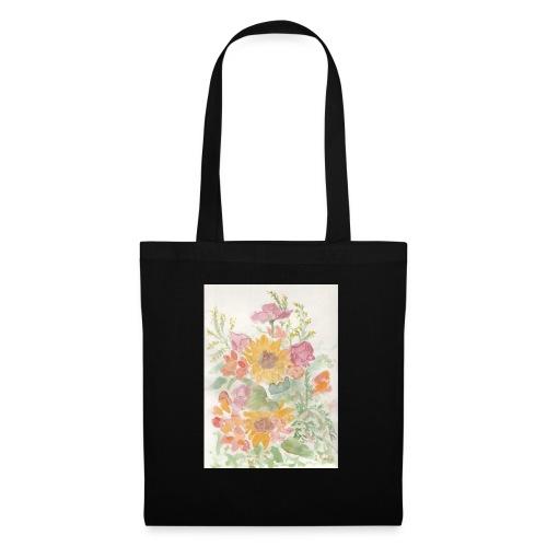 Flowers - Borsa di stoffa