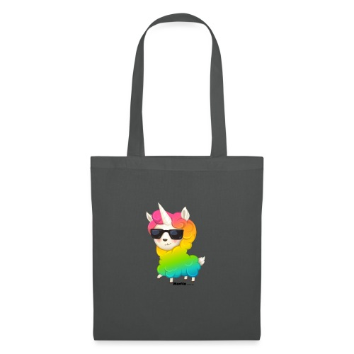 Regenboog animo - Tas van stof