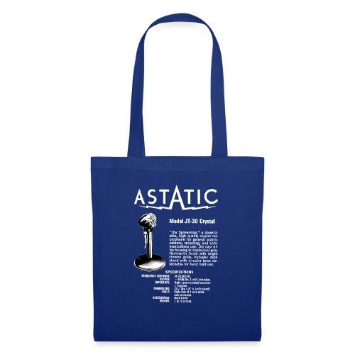 Astatic JT-30 Specs - Tote Bag