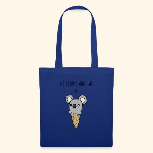 ice cream koala - Sac en tissu