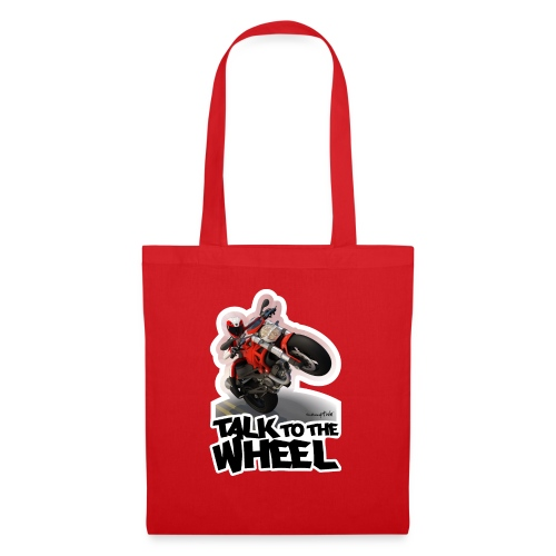 Ducati Monster Wheelie B - Bolsa de tela