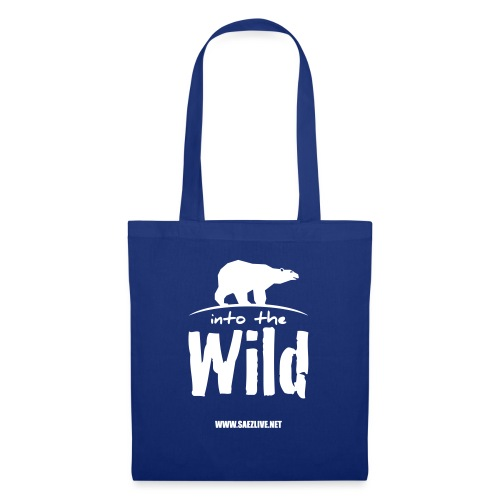 Into the wild (version light) - Tote Bag