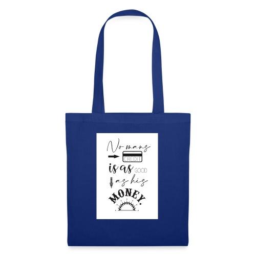 Bank Notes - Tote Bag
