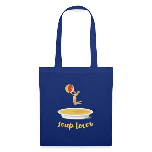 SOUP LOVER - Bolsa de tela