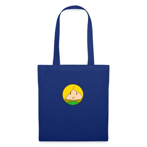 fille blonde - Tote Bag