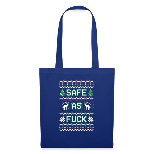 Christmas Jumper Safe AF - Tote Bag