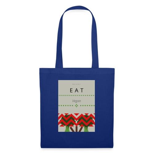 Eat Vegan - Torba materiałowa