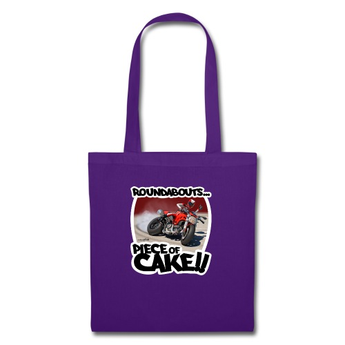 Ducati Monster Skidding - Bolsa de tela