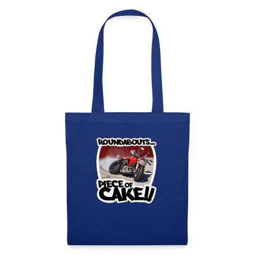 Ducati Monster Skidding - Bolsa de tela