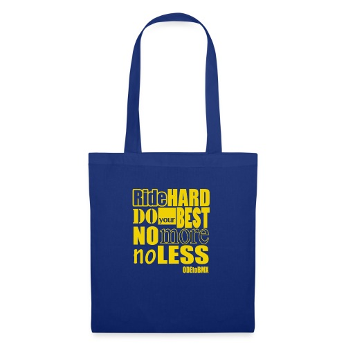 ridehard yellow - Tote Bag