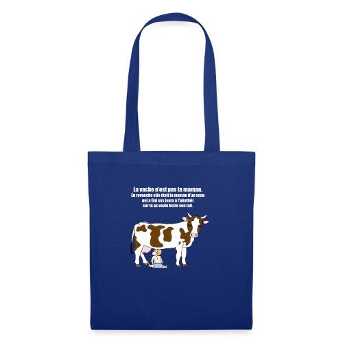 Vache à lait - Sac en tissu