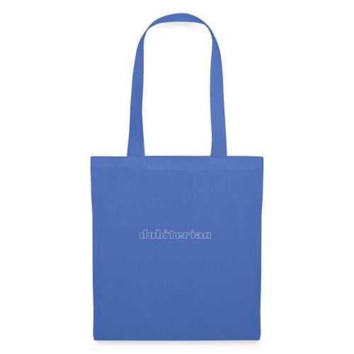dubiterian1 gif - Tote Bag