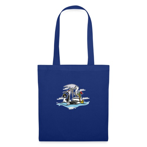Birds of a Feather - Tote Bag