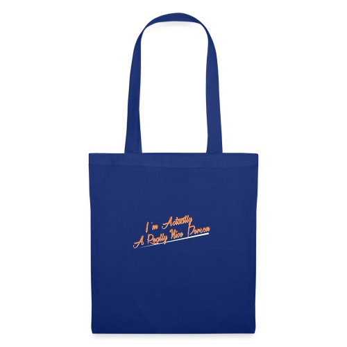nice-person - Tote Bag