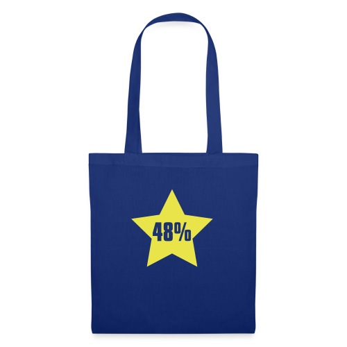 48% in Star - Tote Bag