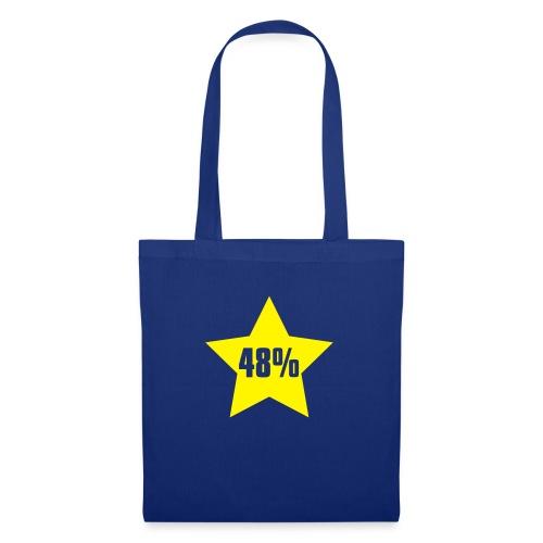 48% in Star - Tote Bag