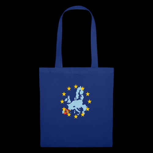 EU Spain (Europa Spanien) - Stoffbeutel