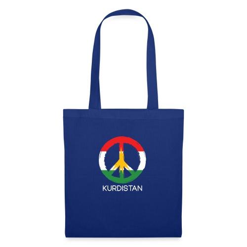 Kurdistan peace - Tas van stof