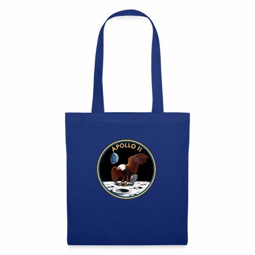 Apollo 11 logo NASA - Tote Bag
