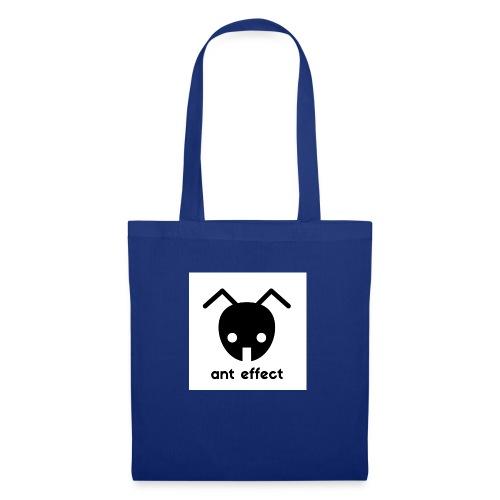 ant effect logo - Stoffbeutel