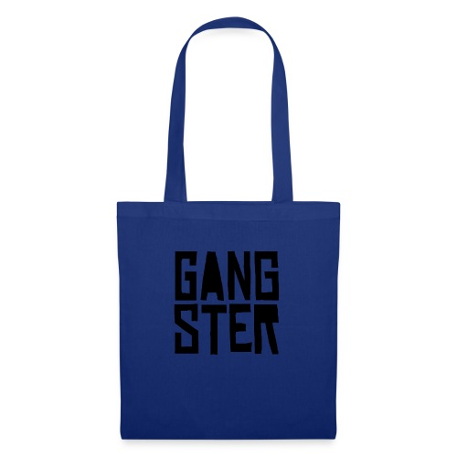 GANGSTER - Bolsa de tela