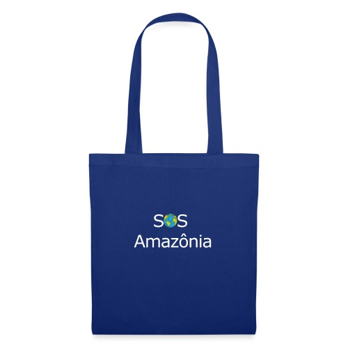 SOS the Amazon forest SAVE THE AMAZONAS - Tote Bag
