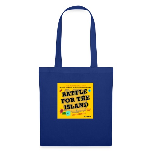Battle for the island - Tote Bag
