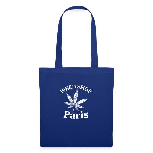weed shop - Sac en tissu