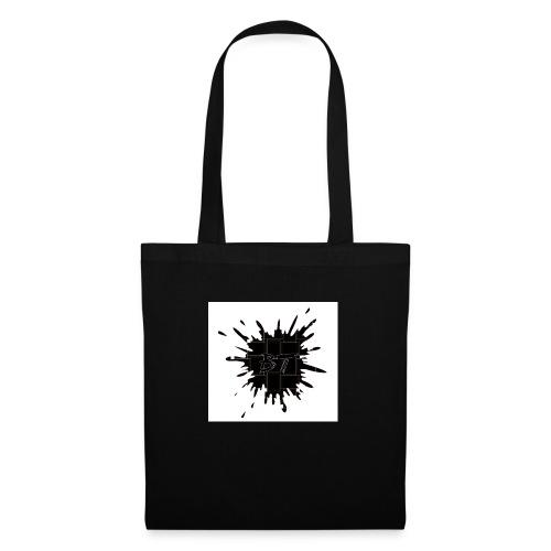 Blacktuber Splash Logo - Tas van stof