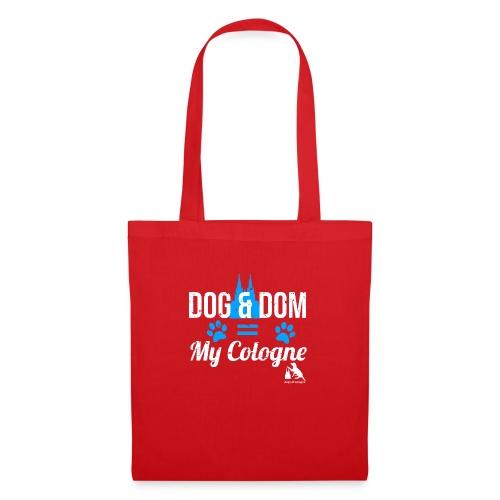 Dog & Dom = My Cologne - Stoffbeutel