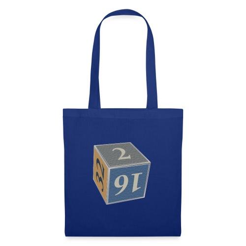 Backgammon Doubling Cube - Tas van stof