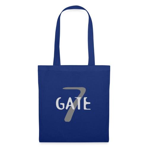 Gate-7 Logo hell - Stoffbeutel