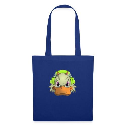 Duckie head - Tygväska