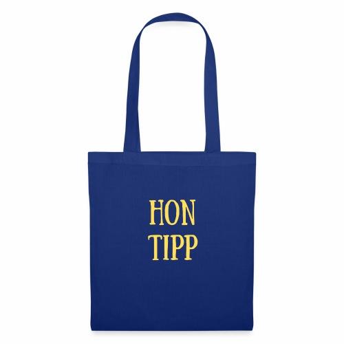 Hon Tipp - Tote Bag