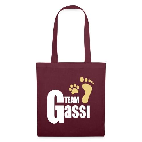 Vorschau: Team Gassi - Stoffbeutel