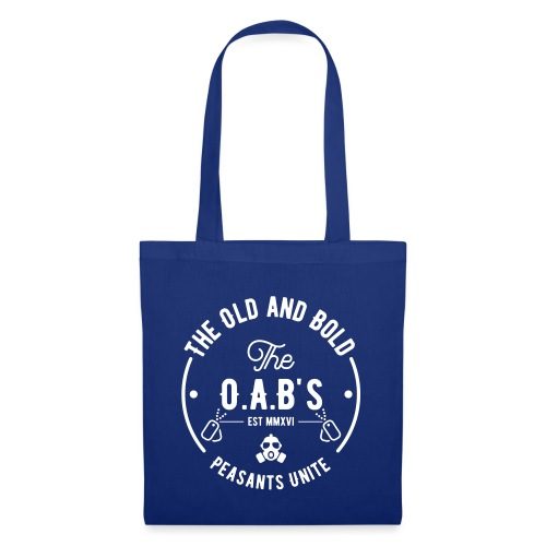 OAB unite white - Tote Bag