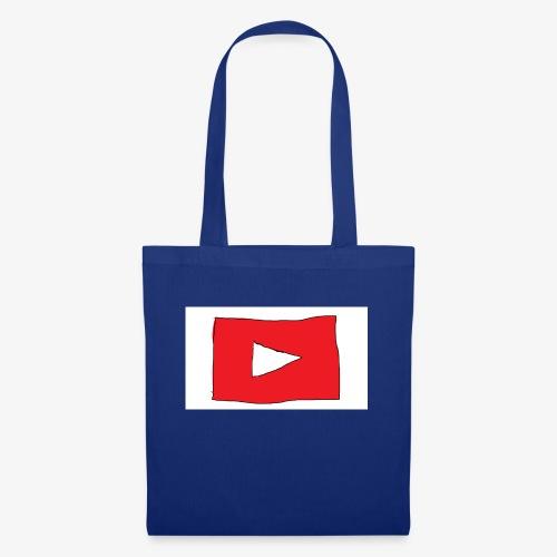 youtube Man - Tygväska