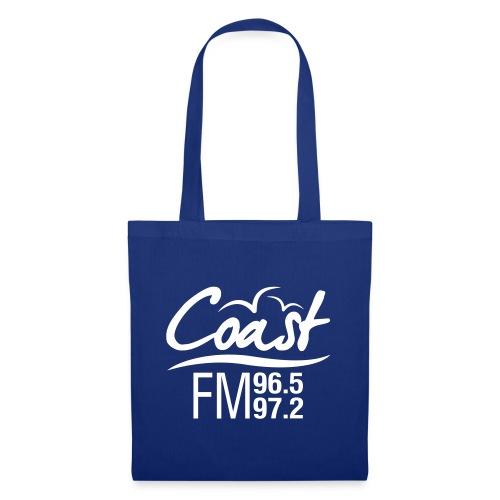 Coast FM single colour print - Tote Bag