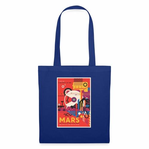 Planète Mars - Tote Bag