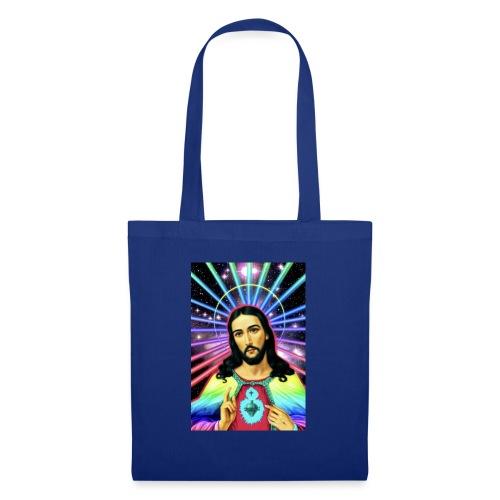 Neon Jesus - Tote Bag