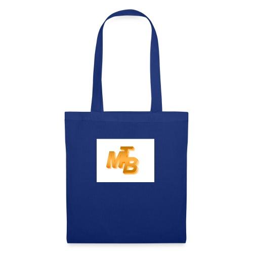 mtb logo gold - Stoffbeutel