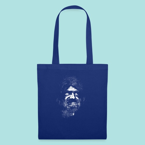 Old Guy, Eyes Open. - Tote Bag