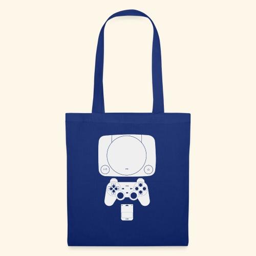 PS ONE Classic Console Design - Tote Bag