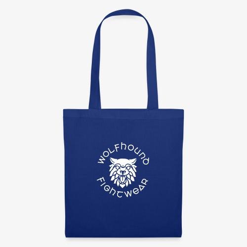 logo round w - Tote Bag
