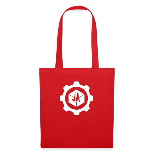 Jebus Adventures Cog White - Tote Bag
