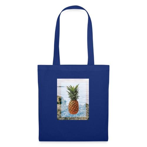 Alone wit pineapple - Stoffbeutel