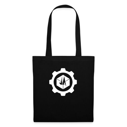 Jebus Adventures Cog White - Tote Bag