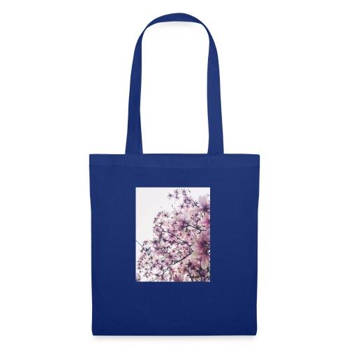 magnolia - Borsa di stoffa