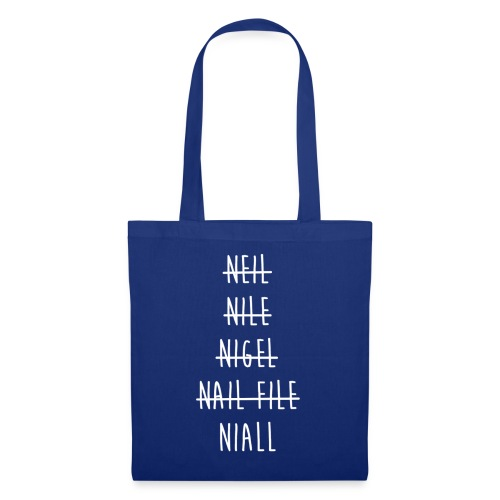 White List Final png - Tote Bag