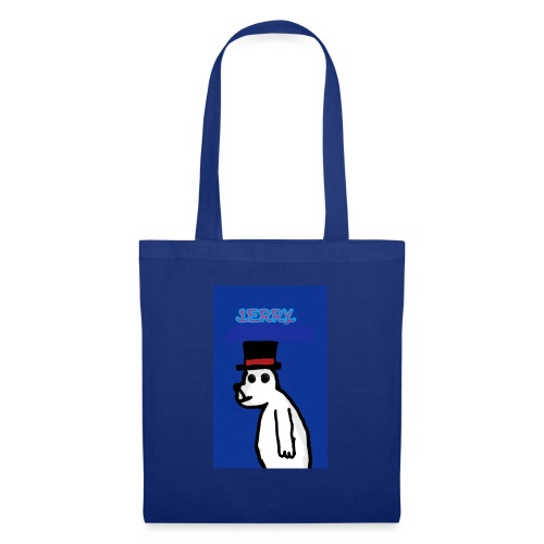 Jerry with tophat - Tote Bag